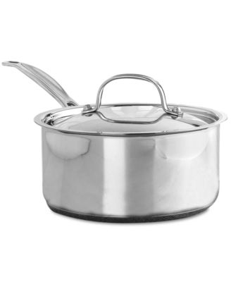 Cuisinart Chef's Classic Stainless Steel 2 Qt. Covered Saucepan