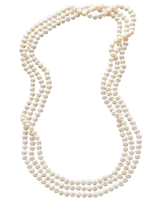 Cultured Freshwater Pearl Endless Strand, 100""