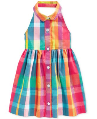 Penelope Mack Baby Girls' Plaid Dress
