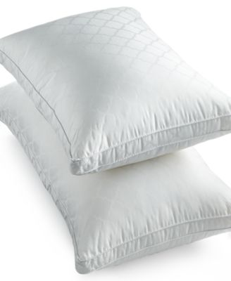 Martha Stewart Collection Dream Comfort Down Alternative Firm Density Gusseted King Pillow