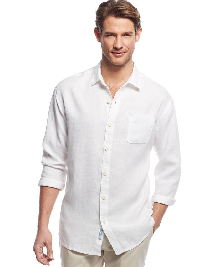 Tommy Bahama - Sea Glass Breezer Linen Shirt