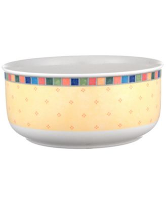 """Villeroy & Boch Dinnerware, Twist Alea Round Vegetable Bowl, 9"""""""