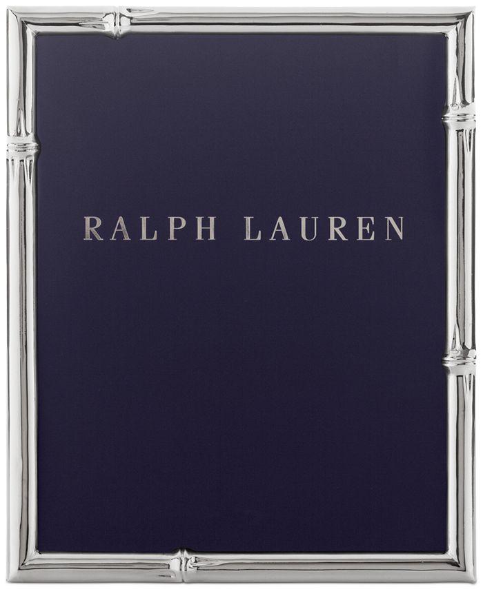 "Ralph Lauren - Bryce 8"" x 10"" Picture Frame"