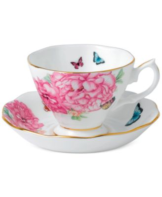 Miranda Kerr for Royal Albert Friendship Teacup and Saucer