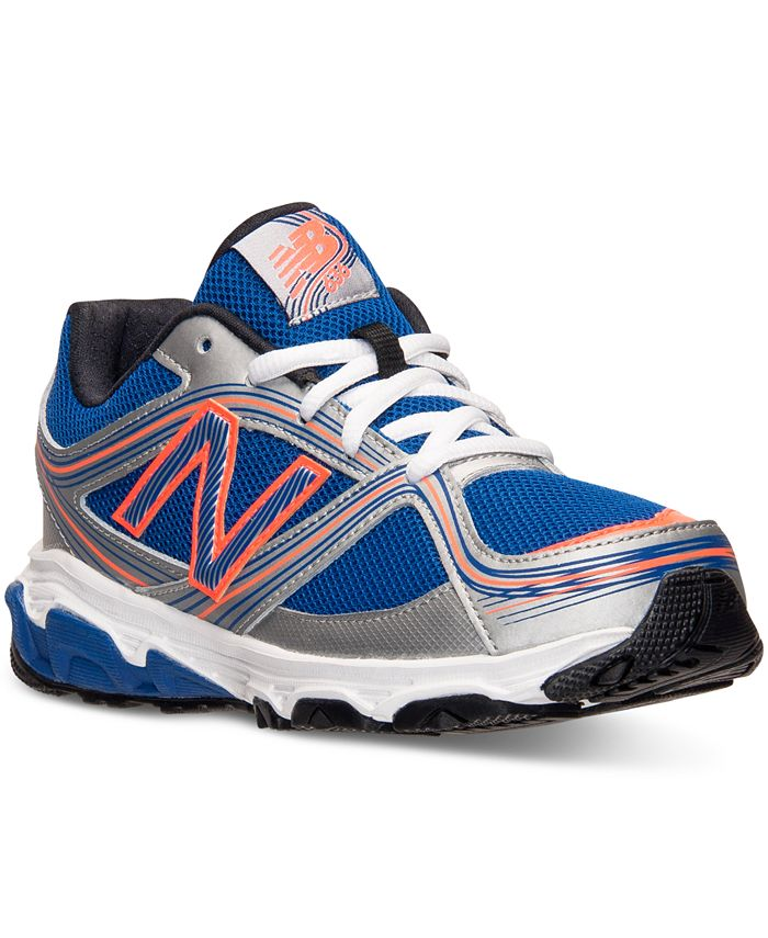 New Balance - Little Boys' 636 Running Sneakers from Finish Line