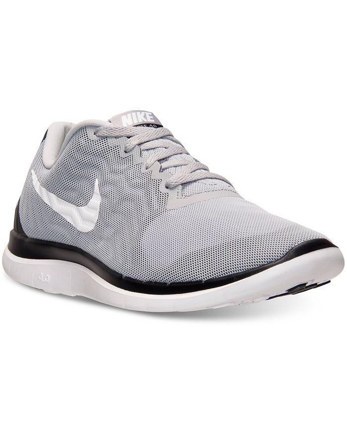 Nike - Men's Free 4.0 V5 Running Sneakers From Finish Line