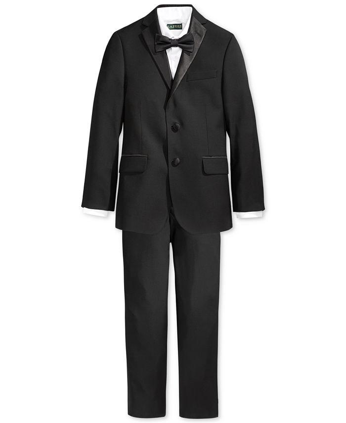 Lauren Ralph Lauren - Boys' 4-Piece Tuxedo Suit