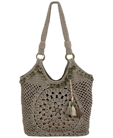 The Sak Ellis Crochet Tote - Handbags & Accessories - Macys