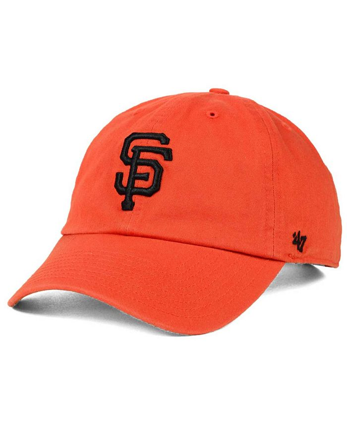 '47 Brand - San Francisco Giants Core Clean Up Cap