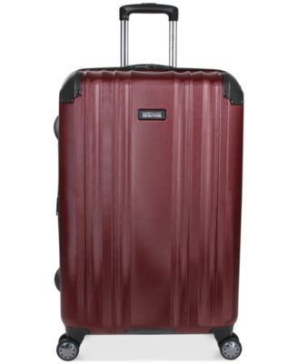 "CLOSEOUT! Kenneth Cole Reaction Carrara 25"" Hardside Spinner Suitcase, Only at Macy's"