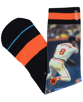 dafac42dcaa0b Stance Cal Ripken Baltimore Orioles Legends Socks - Sports Fan Shop By .