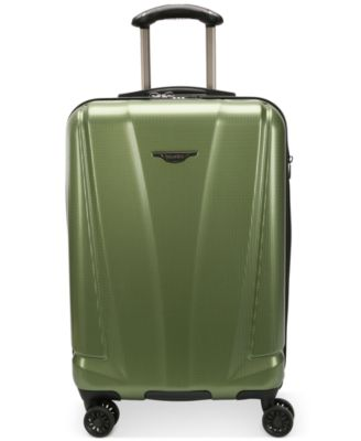 "CLOSEOUT! 60% Off Ricardo Huntington 21"" Hardside Expandable Carry-on Spinner Suitcase, Only at Macy's"