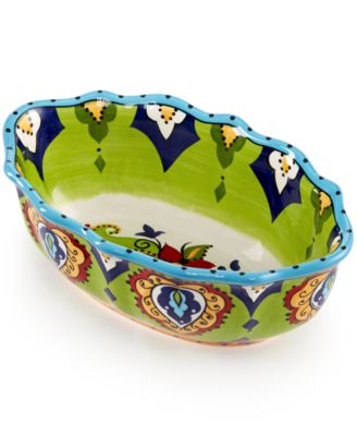 Espana Bocca Oval Serving Bowl