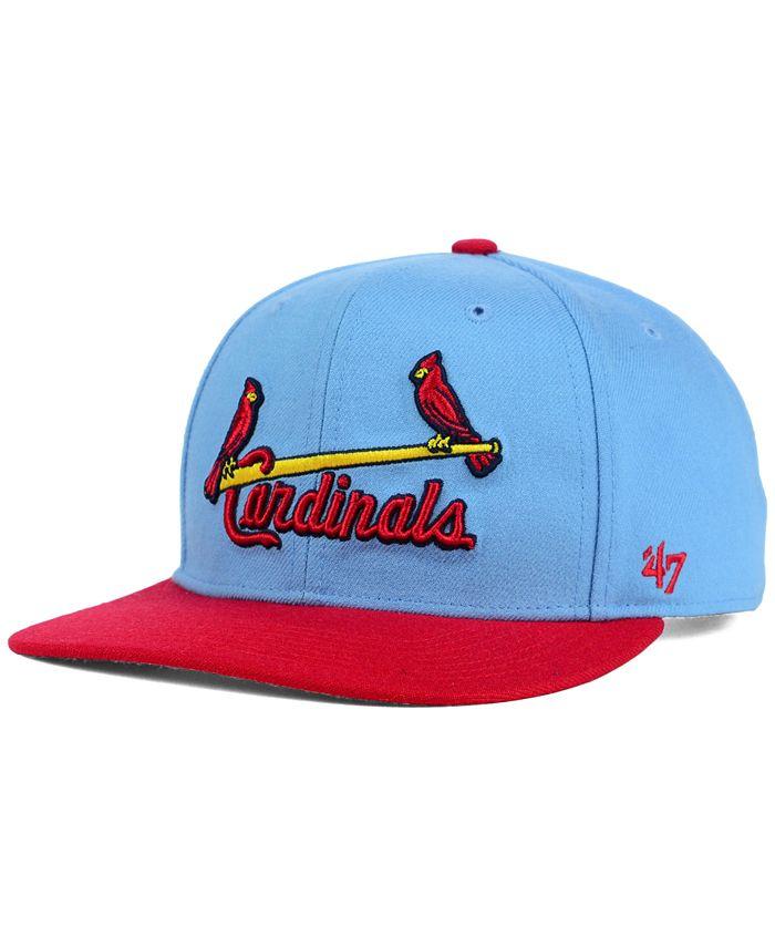 '47 Brand - St. Louis Cardinals Sure Shot Snapback Cap