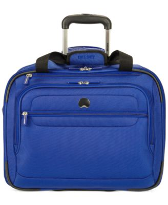 Delsey Helium Fusion Rolling Trolley Tote, Only at Macy's