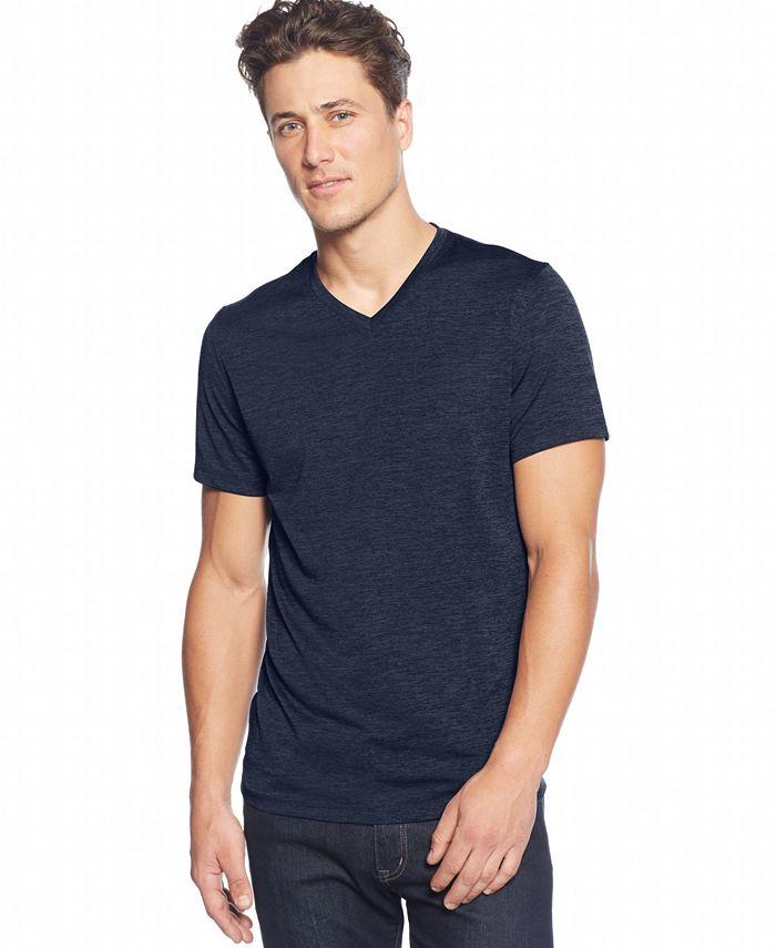 Alfani - V-Neck T-Shirt