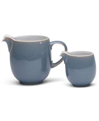 Denby Dinnerware, Azure Small Jug