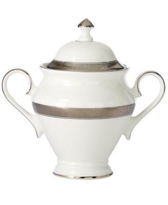 Waterford Newgrange Covered Sugar Bowl