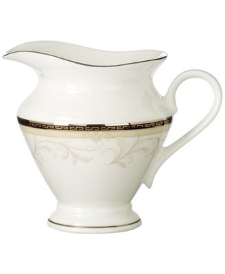 Waterford Brocade Creamer