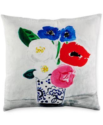 "kate spade new york Vase 20"" Square Decorative Pillow"