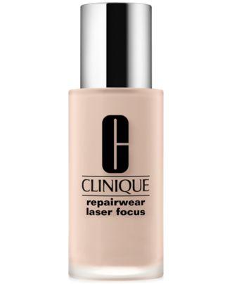 Clinique Repairwear Laser Focus All-Smooth Makeup Foundation SPF 15, 1 oz