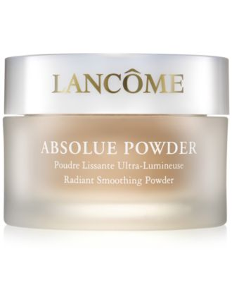 Lancôme ABSOLUE POWDER Radiant Smoothing Powder