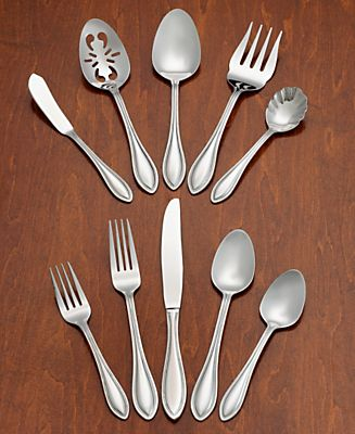 Buy Silverware & Flatware - Macy's Registry