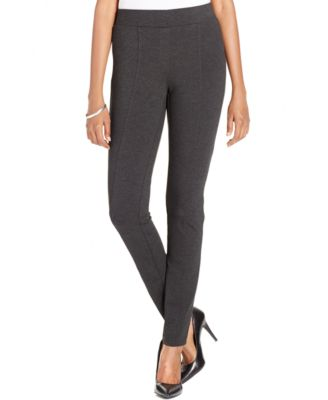 Image of Style & Co. Petite Stretch Ponte Leggings, Only at Macy's