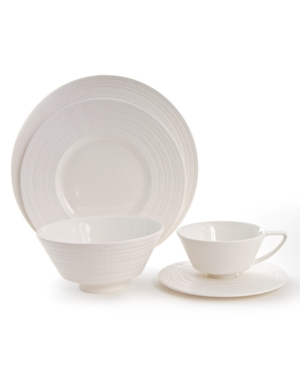 "Calvin Klein Home ""Mollusk"" 5- Piece Place Setting"