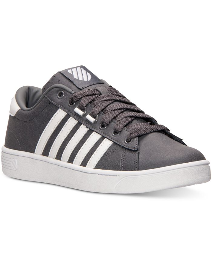 K-Swiss - Men's Hoke C CMF Casual Sneakers from Finish Line