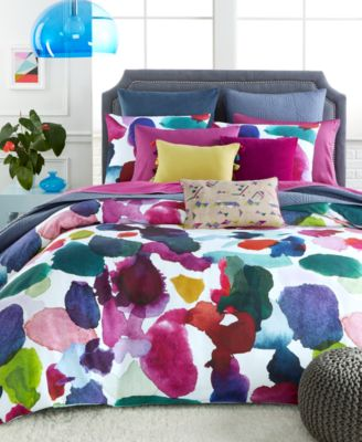 bluebellgray Abstract Full/Queen Comforter Set