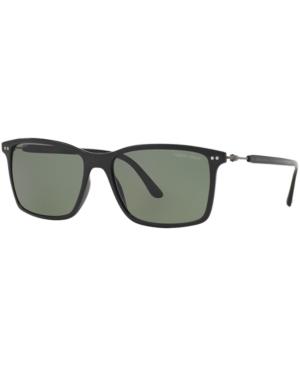 Giorgio Armani Sunglasses, Giorgio Armani AR8045 55