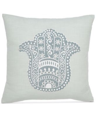 """Under the Canopy Metamorphosis 16"""" Square Decorative Pillow"""
