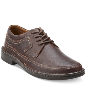 Clarks Men's Kyros Edge Lace-Up Shoes Men's Shoes