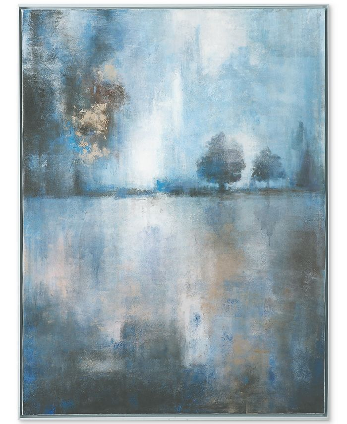 Uttermost - Framed Canvas Lake at Dusk Wall Art