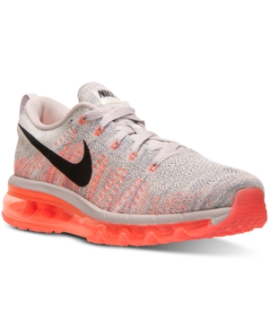 db7bf96e42ee ... UPC 886548011544 product image for Nike Women s Flyknit Air Max Running  Sneakers from Finish Line