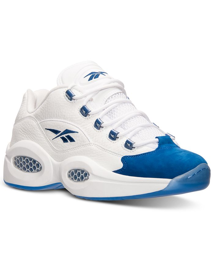Reebok - Men's Question Low Basketball Sneakers from Finish Line