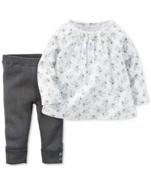 01f1f2ce3a0d UPC 888510953258 - Baby Girl (3-18M) Carter s Floral Top Set 6 ...