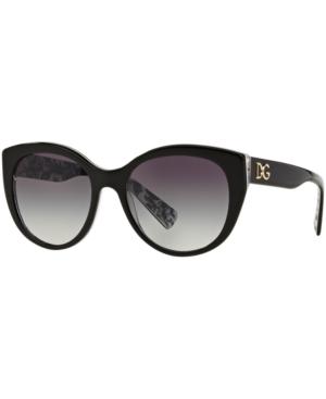 Dolce & Gabbana Sunglasses, Dolce and Gabbana DG4217 54