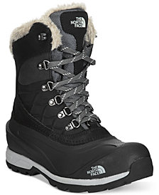 The North Face Women's Chilkat 400 Cold Weather Hiker Waterproof Booties
