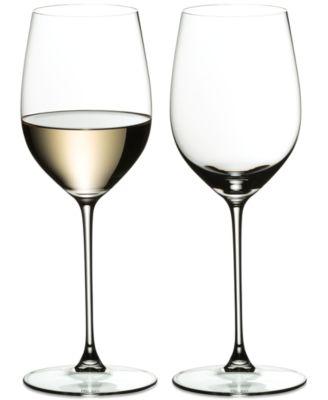 Veritas Riesling/Zinfandel Wine Glass Set of 2