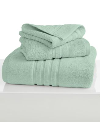 "Hotel Collection MicroCotton® Luxe 13"" Square Washcloth"