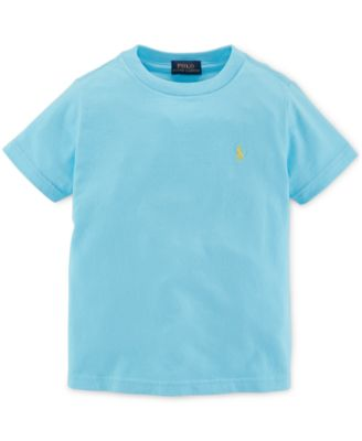 Image of Ralph Lauren Little Boys' Cotton T-Shirt