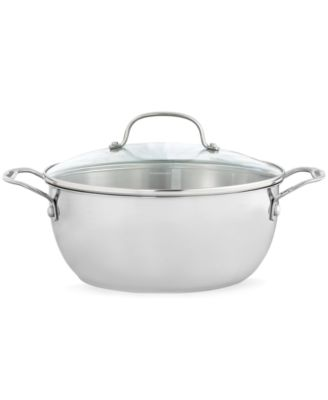 Cuisinart Stainless Steel 5.5 Qt. Covered Multi Pot