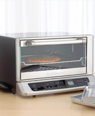 Cuisinart TOB-155 Toaster Oven & Broiler, Exact Heat