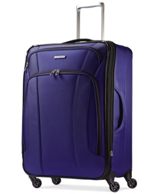 "Samsonite LiteAir 25"" Expandable Spinner Suitcase, Only at Macy's"