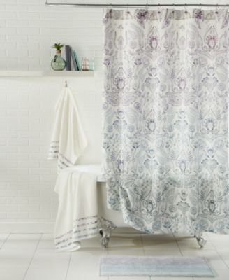 bluebellgray Aria Shower Curtain