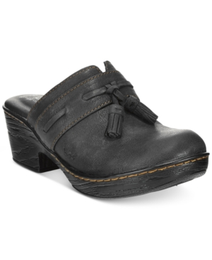 b.o.c Elsbury Tassel Mules Women's Shoes