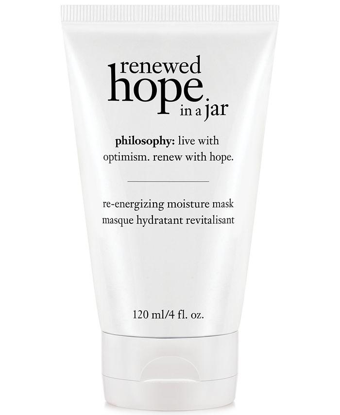 philosophy - Renewed Hope Hydrating Mask, 4 oz