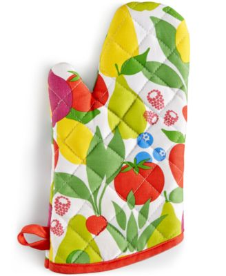 Martha Stewart Collection Fresh Flavors Oven Mitt, Only at Macy's